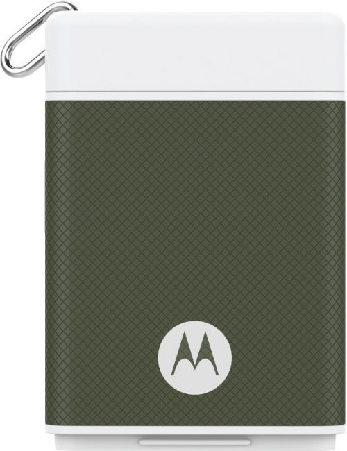 Motorola P1500 Quartz 1500 mAh Power Bank(Green)