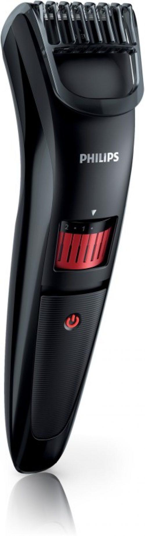 Philips QT4005/15 Pro Skin Advanced Trimmer For Men(Black)