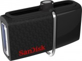 Sandisk Ultra Dual 16 GB 3.0 On-The-Go Pendrive for Rs. 399