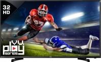 Vu 80cm (32) HD Ready LED TV  (32K160MREVD, 2 x HDMI, 1 x USB) for Rs 10791